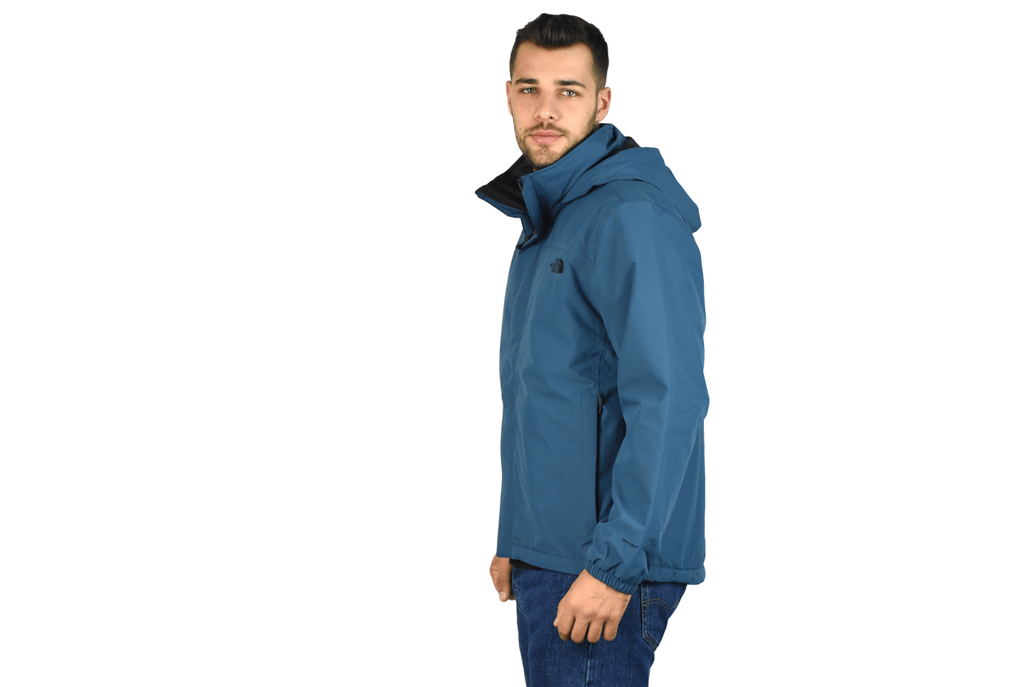 T0A14YBH7 THE NORTH FACE ΜΠΟΥΦΑΝ ΜΕ ΚΟΥΚΟΥΛΑ RESOLVE INSULATED  a4305cade6f